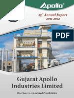GAIL Annual Report 2011 2012 Final