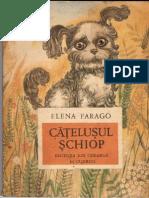 Elena Farago - CATELUSUL SCHIOP (1974, Ilustratii de Daniela Dravat Voiculescu)