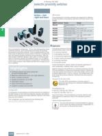 Siemens 3RG7404 0CH00 Datasheet