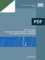 Strahlenfolter Stalking - TI - Umwelt EMF Schirmung