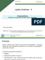 0p.unit.II Evaporadores 2