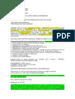 2º Fase x Exame de Ordem - Direito Processual Civil