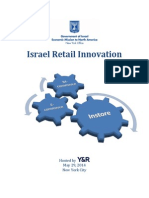 2014 Israel Retailtech delegation in NYC