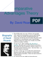 5[1].Comparative Advantages Theory