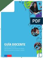 Guia Docente Lenguaje y Comunicacion Segundo Ciclo Medio