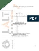 Exemplo de Roteiro Para Projeto de Pesquisa