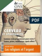 Le Monde des Religions - Cerveau et Spiritualite.pdf