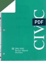 Honda Civic EP3 (02-03) Service Manual