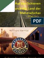 Maharaja Express Mombai - Delhi
