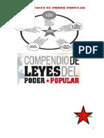 Compendio II Leyes Del Poder Popular