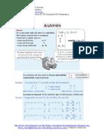 Guía Nº2 De Contenido PSU Matemática - Razón