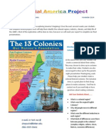 colonial newsletter
