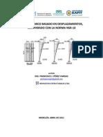 Diseño Sísmico Basado en Desplazamientos, Comparado Con La Norma Nsr 10