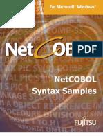 NetCOBWinSyntaxSamples