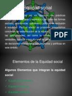 Equidad Social y Las Tic