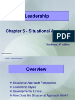 Leadership5 Situational Approach