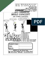 Mole Concept Type 1