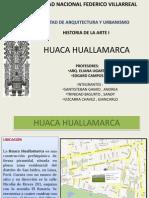 Diapositivas de Huallamarca