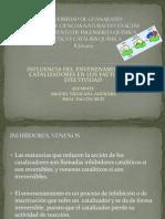 Presentación Cinetica y Catalisis Quimica