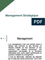 Cours de Management Stratégique 2