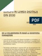 Europa in Lumea Digitala Din 2030