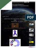 Strahlenfolter Stalking - TI - Gangstalking - Mind Control Programm - SynthetischeTelepathie - Kontrakommunikativ-blogspot-De