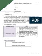 PROGRAMACIÓN CURRICULAR ANUAL INGLÉS 2012.docx