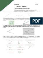 Conceptos Basicos de Geometria(Resumen 1ºeso)