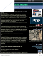Strahlenfolter Stalking - TI - Dorothy Burdick - Interview - EM Torture and Mind Control - 2009 - Aconstantineblacklist.blogspot.de