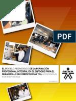 Modelo Pedagógico de La Formación Profesional Integral (1)