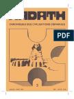 Kadath Chroniques Des Civilisations Disparues - 003