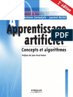 Apprentissage Artificiel Ed2 v1
