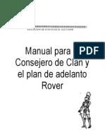Manual Para El Consejero de Clan y El Plan de Adelanto Rover de El Salvador (1)