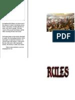 Napoleon Rules