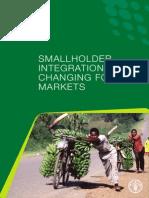 Integración de los pequeños campesinos en unos mercados alimentarios cambiantes