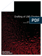 Drafting of LNG Charters