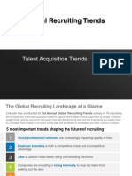 Global Recruitment Trends