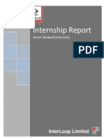 Interloop Limited Internship Report