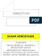 Hemostasis CD
