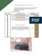 Job u069 Perfil Estratigráfico