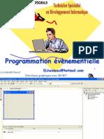 programmation evenementielle net 2009 2