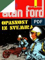 Alan Ford 096 - Opasnost Iz Svemira