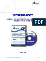 Manual Sysproject 01