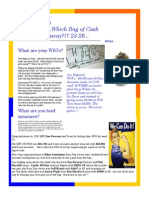 June Bags of Cash Countdown Newsletter