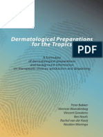 Dermatological Preparations for the Tropics