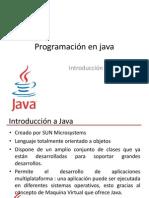 Programacion en Java 01