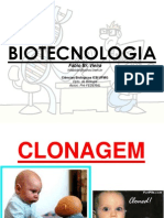Biotecnologia - Clonagem, Imprint de Dna