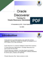 Discoverer_Administration