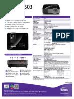Projector Spec 6987