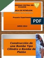 Proyecto Mecanica Bomba